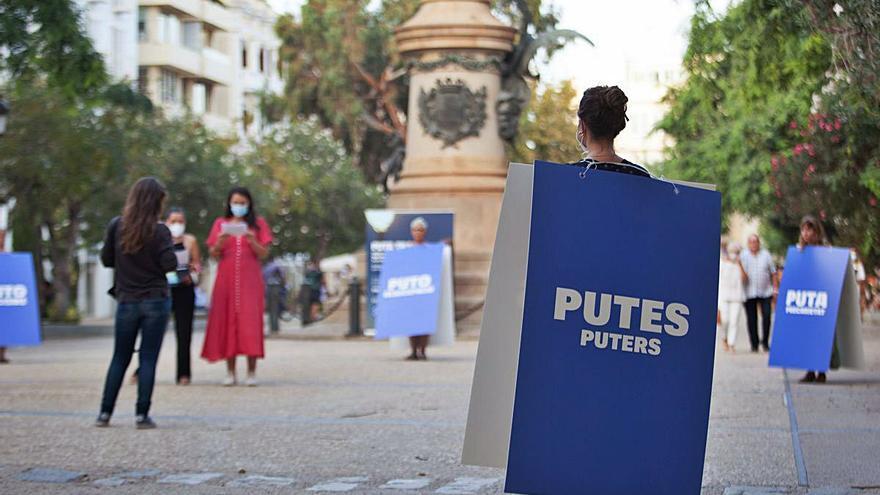'¿Puta yo?', campaña contra el estigma de la prostitución