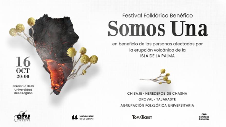 Festival Folklórico Benéfico Somos Una