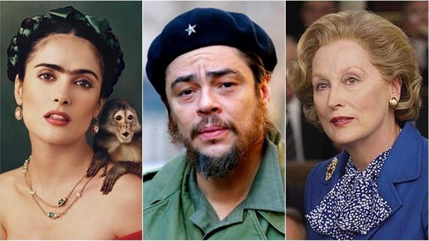 Actores que fueron calcos de sus personajes