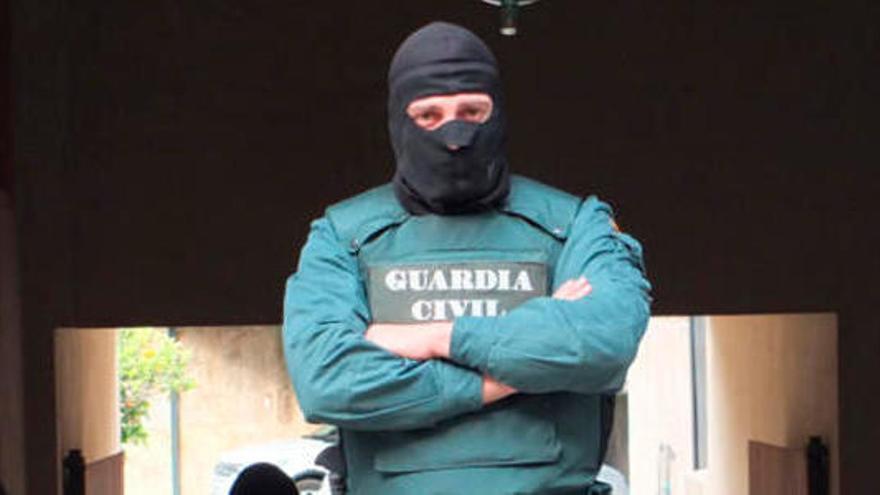 Zwölf Festnahmen bei großer Drogenrazzia auf Mallorca