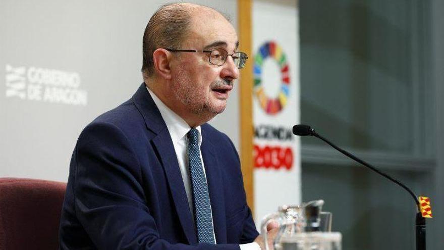 Lambán pide usar fondos UE para reestructurar la economía y no para recuperarla