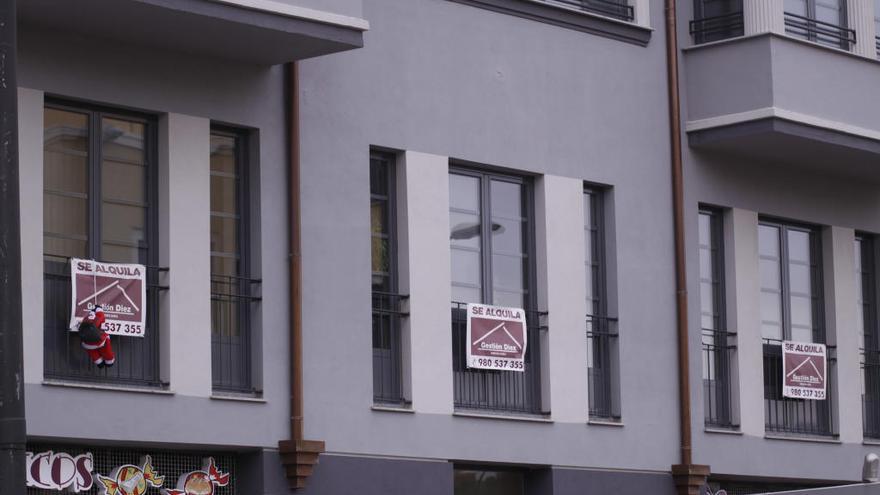 Inmuebles en alquilar en Zamora.