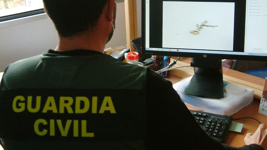 Dos personas, investigadas por hurto de joyas en una residencia de Sanabria
