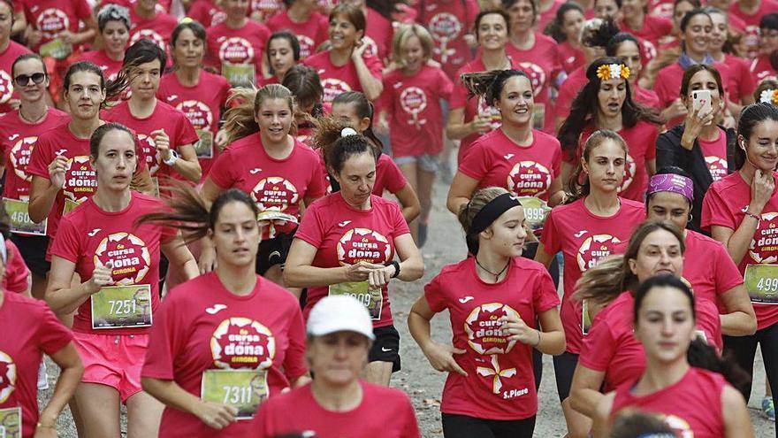 La Cursa de la Dona de Girona serà el 3 d'octubre de 2021