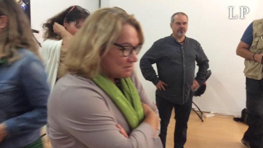 Noche electoral del 10N en Unidas Podemos de Canarias