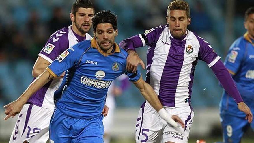 Getafe y Valladolid empatan a nada