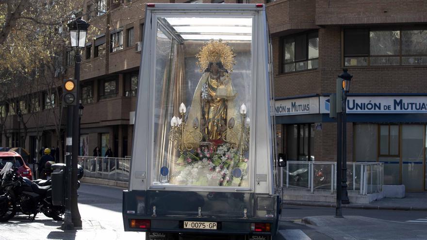 El ayuntamiento autoriza que el Maremovil salga el día de la Virgen