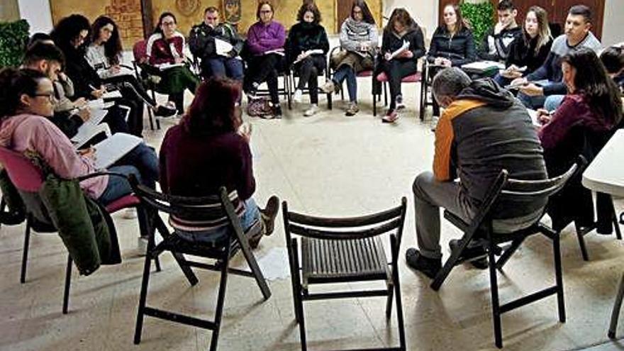 18 jóvenes alistanos obtienen el título de monitor de tiempo libre en un curso de Adata