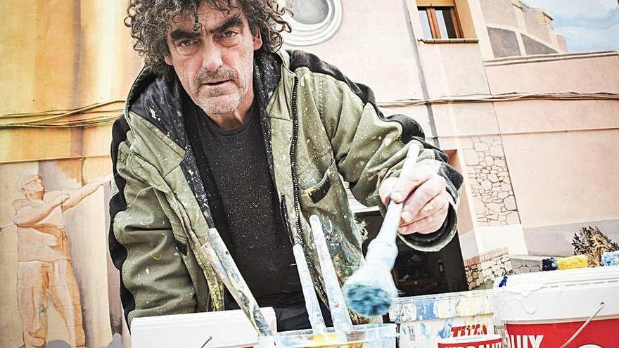 Monistrol de Calders inaugura amb Txema Rico una sala d'exposicions