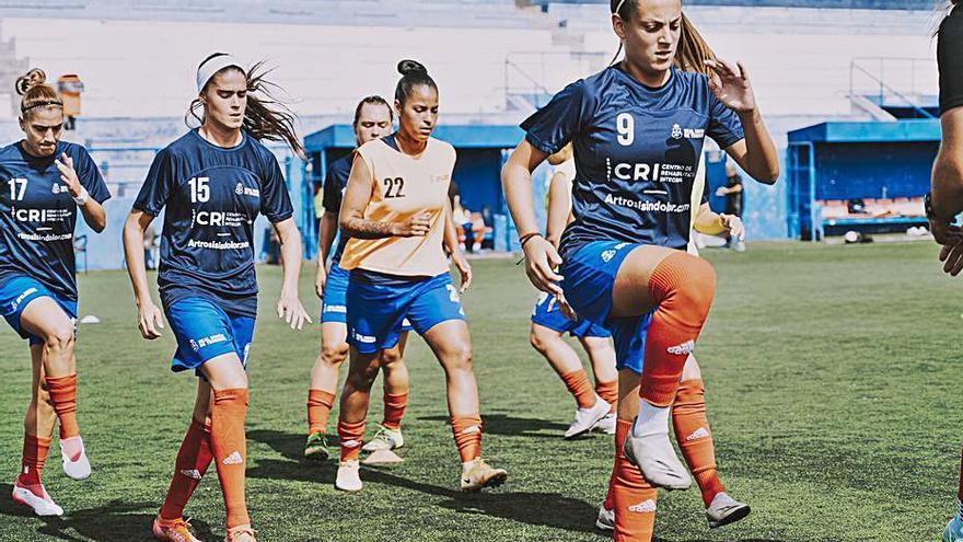 La UDG Tenerife B busca el primer triunfo y el Real Unión afronta una exigente salida