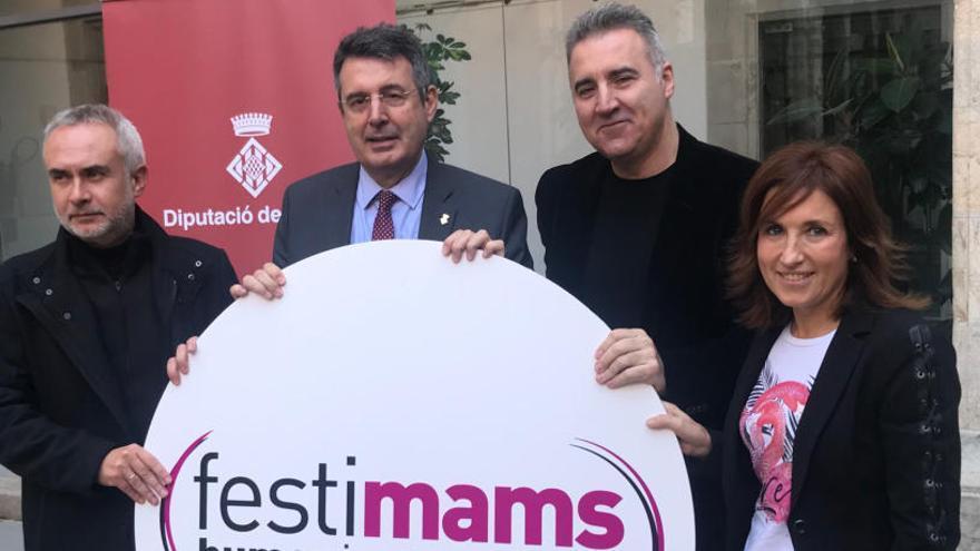 La 4a edició del Festimams potenciarà la qualitat gastronòmica gironina