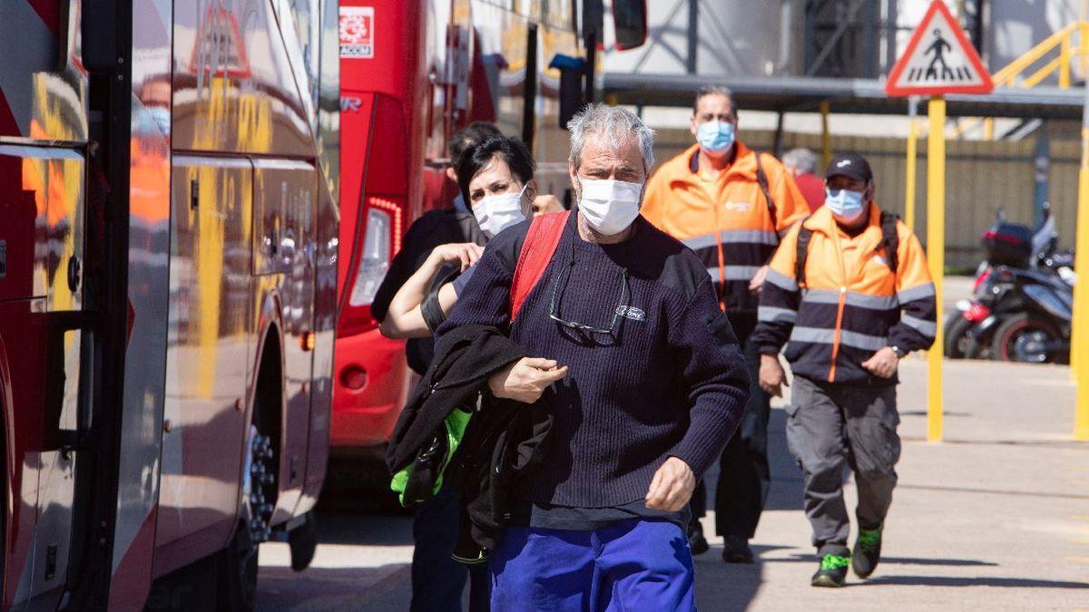 Las empresas podrán vacunar contra el covid a sus empleados en la Comunitat Valenciana a partir del 8 de junio.