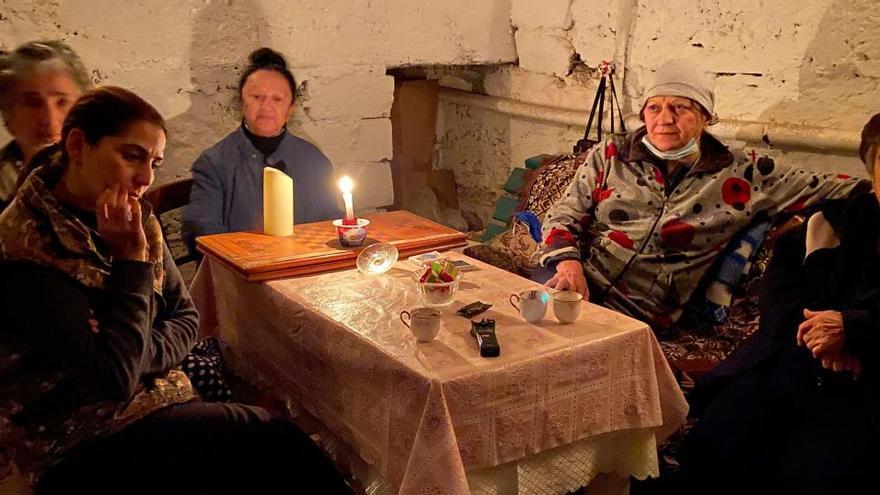 Alto el fuego humanitario en Nagorno Karabaj