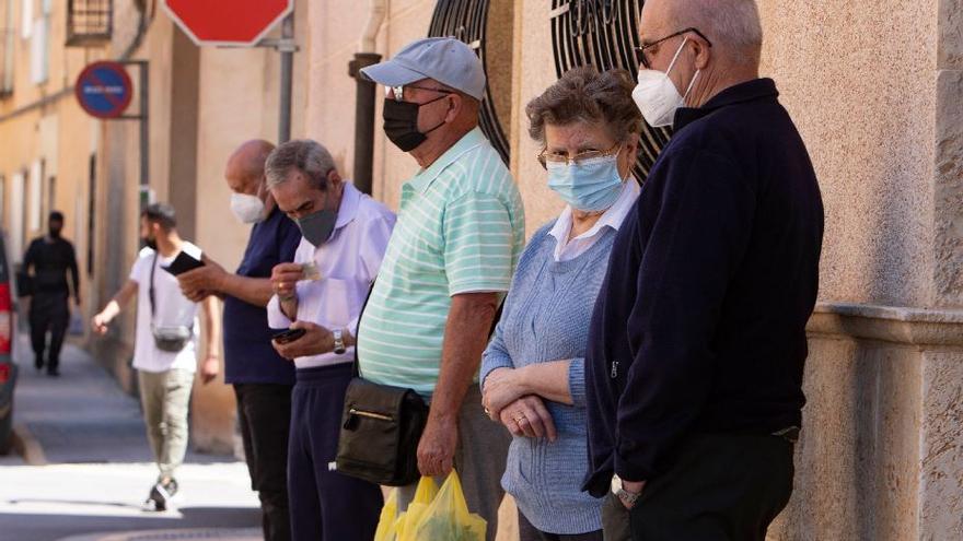 La incidencia en la Comunitat baja y se sitúa en 36,28 este domingo