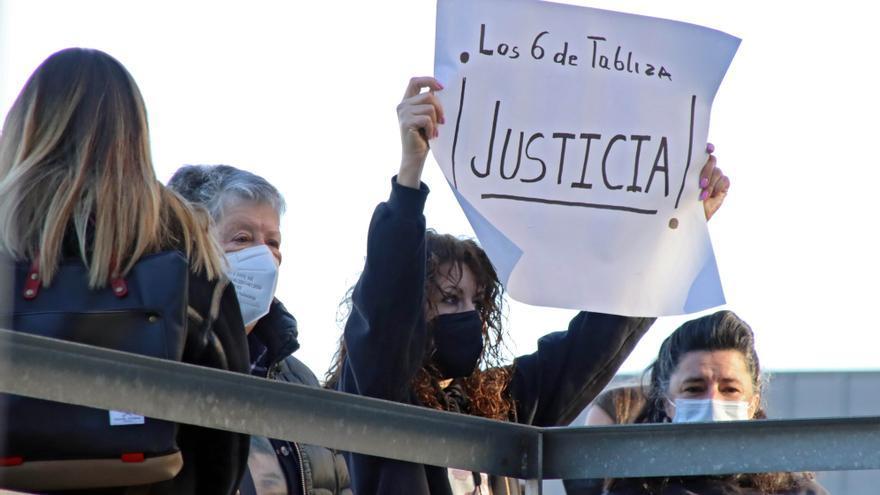 """Juicio por la muerte de seis mineros: """"Ya que no nos van a devolver a nuestro hijo, que paguen lo que han hecho"""""""