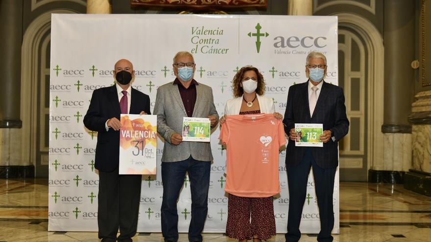 El 31 de octubre València se mueve contra el cáncer