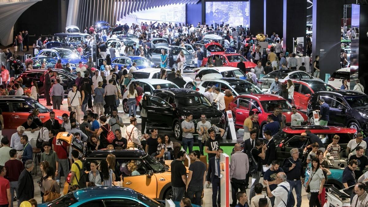 El Automobile Barcelona ultima sus preparativos para abrir la próxima semana