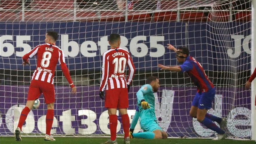 El jeroglífico del Atlético de Madrid