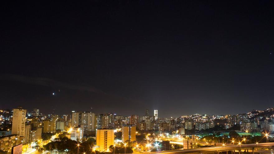 La noche de los OVNIs