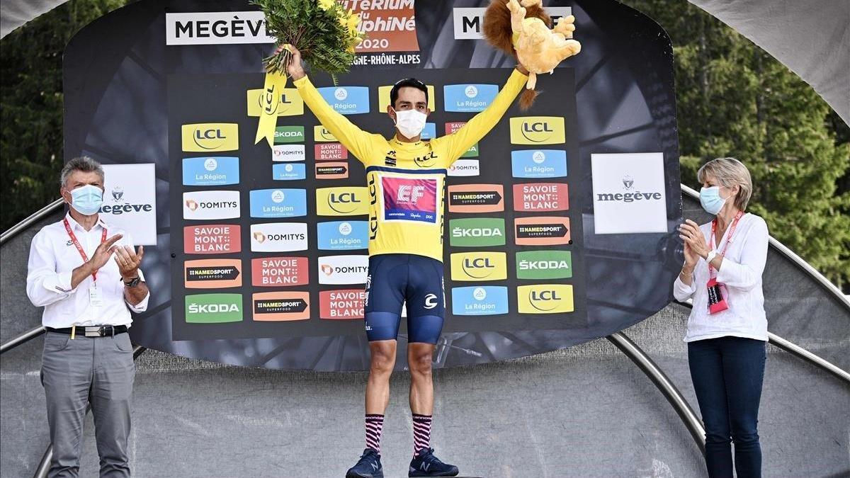 El Dauphiné siembra el Tour de incertidumbre