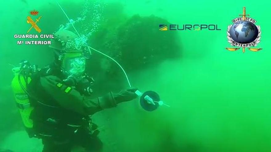 La Interpol investiga la emisión ilegal de vertidos al Mar Menor