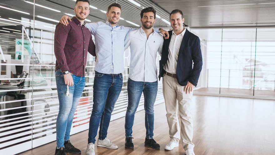 La startup valenciana Discocil capta 250.000 euros de financiación