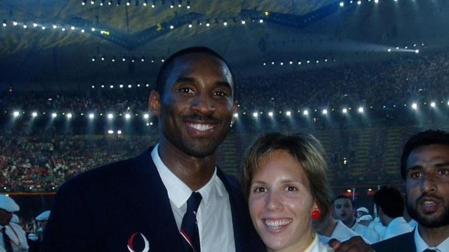 Ídolo de deportistas como Teresa Portela