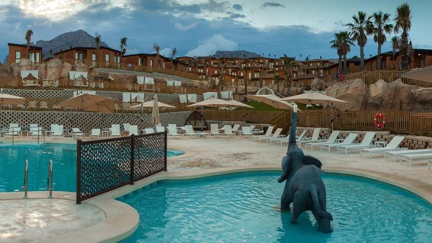 Una cadena hotelera de Benidorm rebajará un 30% la estancia a los afectados por un ERTE