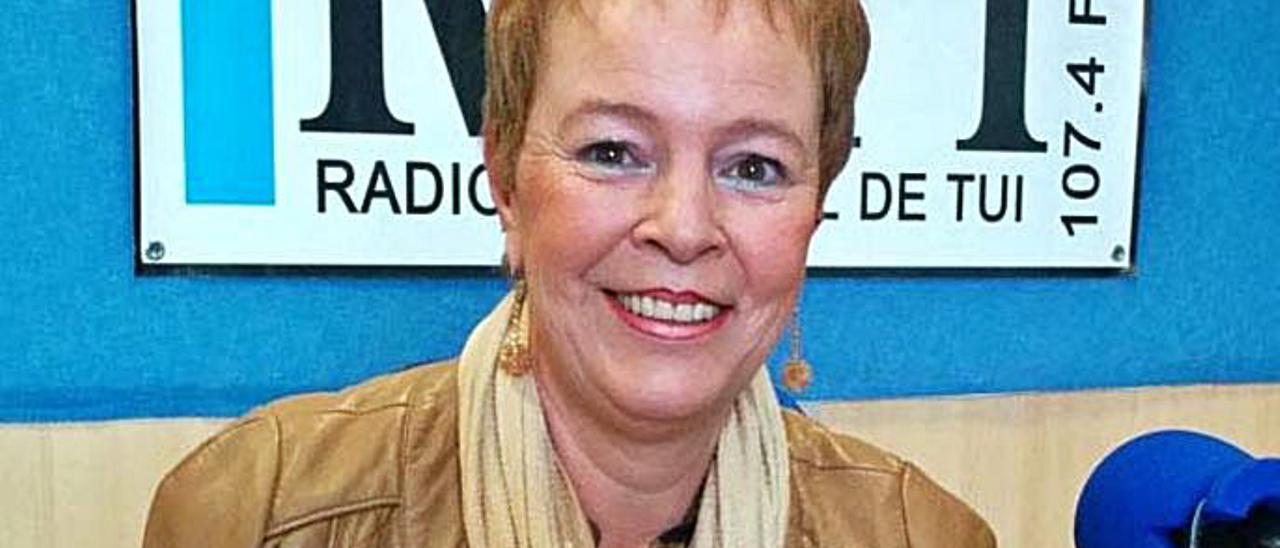 María Teresa Domínguez