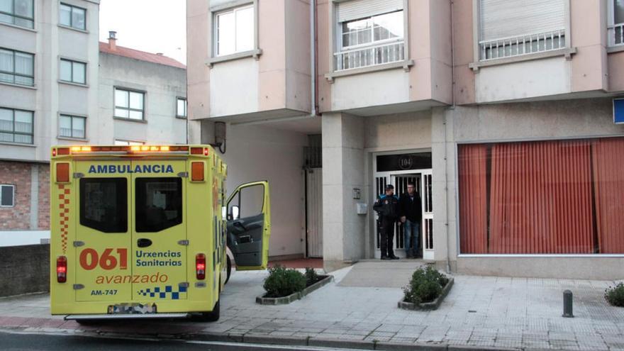 Un bebé de 12 meses muere en Marín