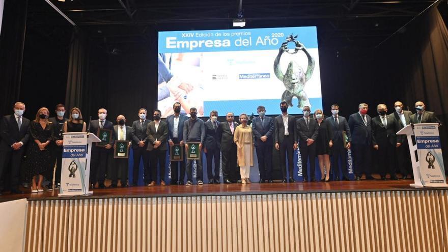 Huhtamaki, coronada como Empresa del Año 2020
