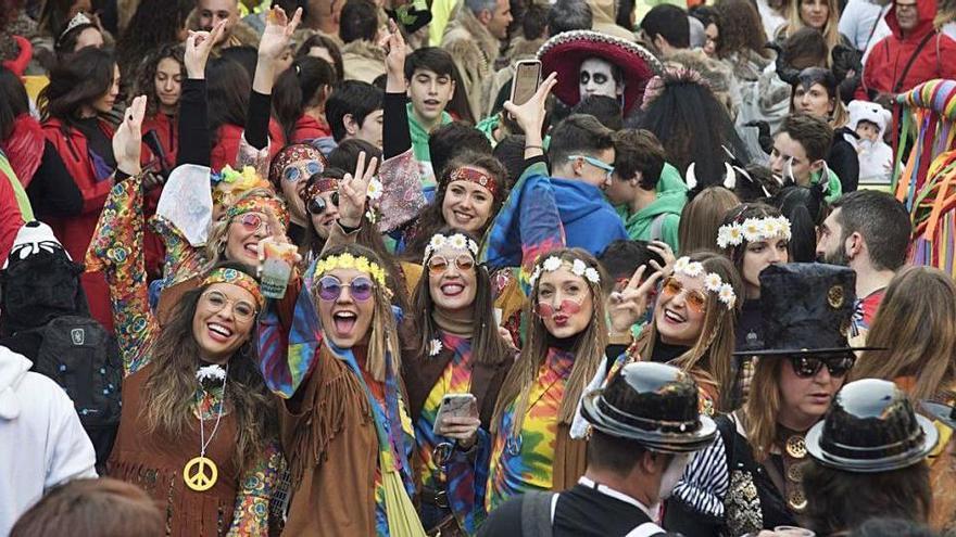 La pandèmia fa suspendre  el Carnaval de Sallent, tot i la voluntat de fer-ne algun acte