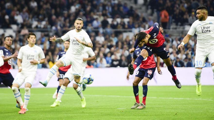 El Lille no sabe lo que es ganar cuando sale de casa