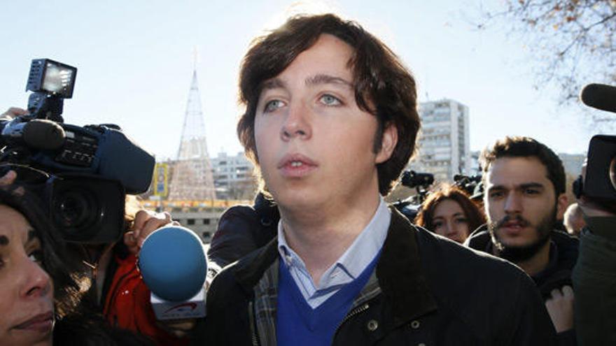 El 'pequeño Nicolás' pide perdón al CNI y alega trastorno de la personalidad