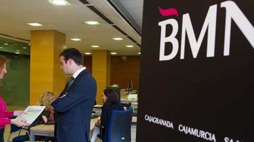 ¿Qué oficinas cerrará Bankia tras su fusión con BMN?