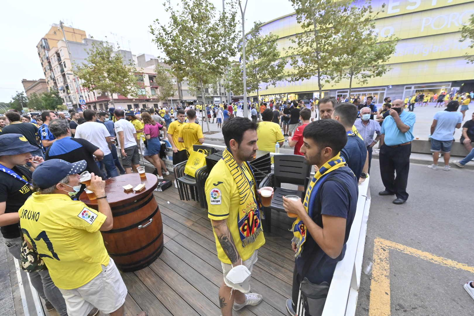 Villarreal - Atalanta 01 Manolo Nebot (15).JPG