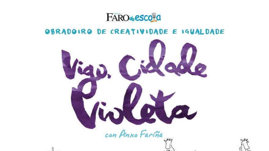 'A Cidade Violeta' ya está en los coles