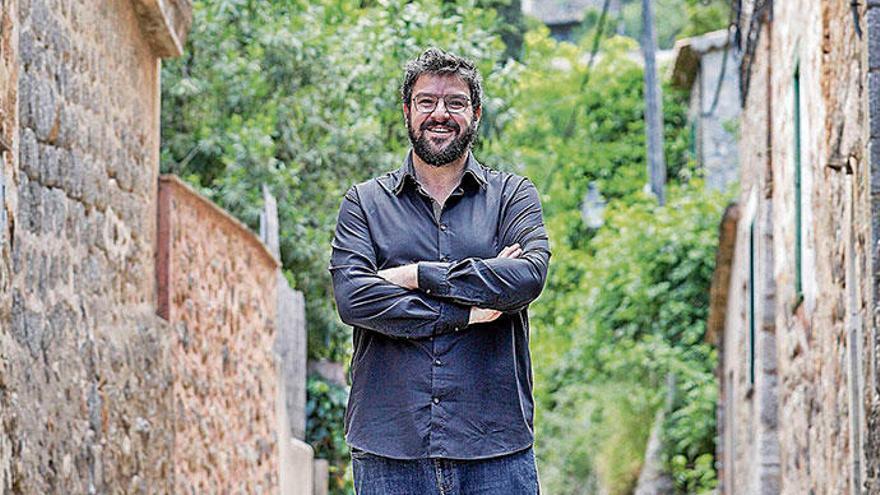Die Pläne des grünen Bürgermeisters für sein Deià