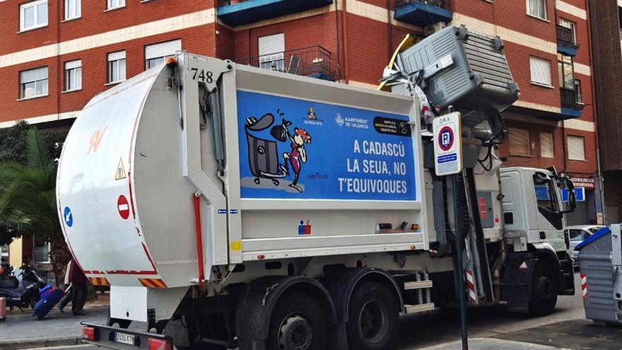 Hacia una recogida de residuos inteligente