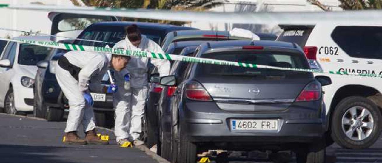 El camarero asesinado en Morro Jable recibió siete puñaladas de su agresor