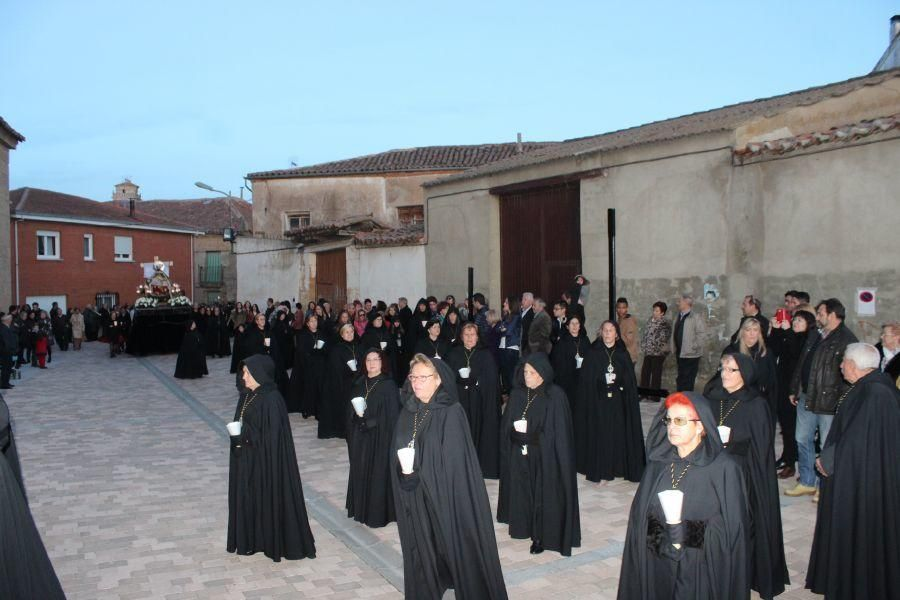 Jueves y Viernes Santo en Fuentesaúco