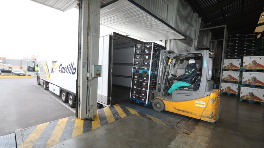 Castellón crece en exportación de alimentos casi el doble que España