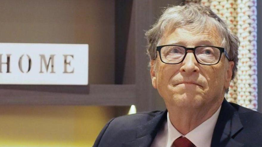 La relació de Bill Gates amb Jeffrey Epstein, causa del divorci amb Melinda, segons el 'WSJ'
