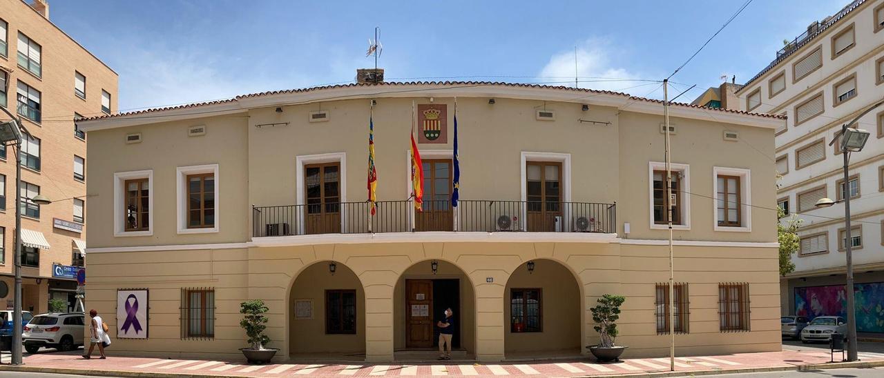 El Ayuntamiento de Mutxamel