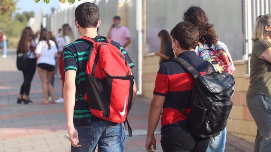 CCOO denuncia que faltan profesores de Secundaria en el inicio del curso escolar