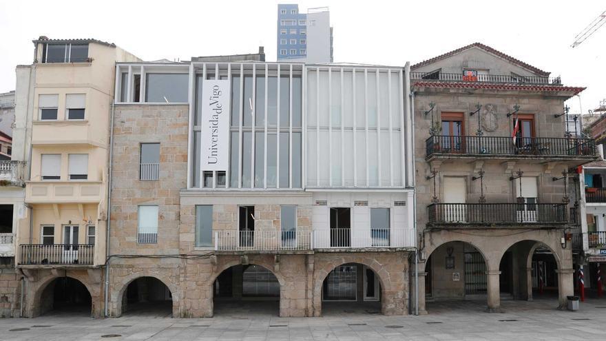 Nueva sede de la Universidad de Vigo en O Berbés