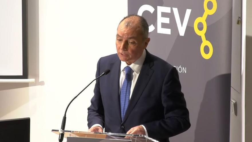 La CEV tacha de «populistas» las subidas de impuestos del Consell