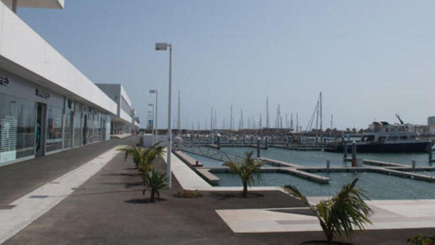 La Autoridad Portuaria amplía a 2061 la concesión al puerto deportivo Marina Lanzarote en Arrecife