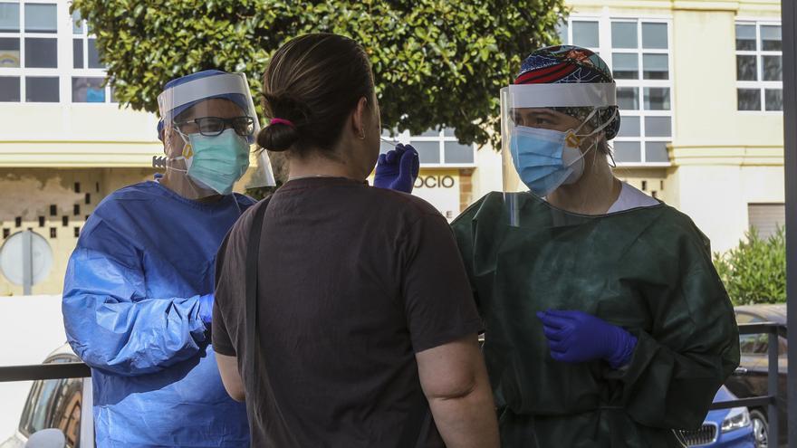 Sanidad notifica 91 nuevos casos de coronavirus en la provincia desde el lunes y 4 fallecidos más