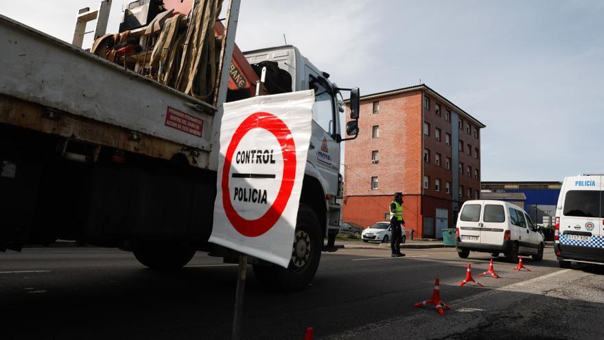Denunciadas 149 personas en Avilés por incumplir la normativa covid
